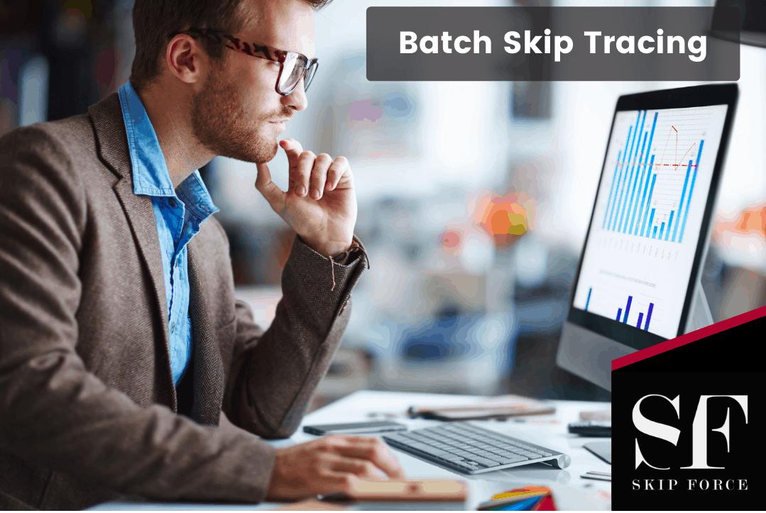 Batch Skip Tracing